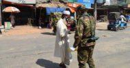 বৃহস্পতিবার থেকে কঠোর অবস্থানে যাচ্ছে সেনাবাহিনী