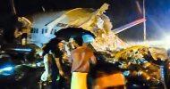 ১৯১ আরোহী নিয়ে বিধ্বস্ত ভারতীয় বিমান: নিহত ১৫, আহত ১২৩