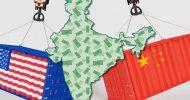যুক্তরাষ্ট্রকে টপকে ফের ভারতের বৃহত্তম বাণিজ্য সহযোগী চীন