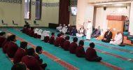 আল-মিজান এন্ড লন্ডন ইস্ট একাডেমির ৫ ছাত্রের হিফজ সমাপনী অনুষ্ঠিত
