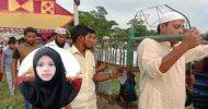 হবিগঞ্জে লাল বেনারসির বদলে সুইটির গায়ে উঠল সাদা কাফন